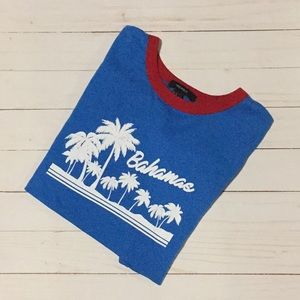 Forever 21 Bahamas tee